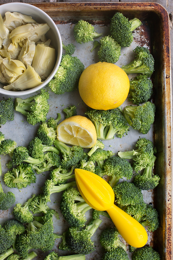 Easy One Pan Side Dishes