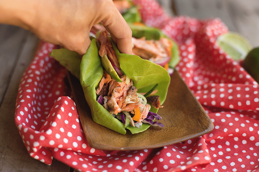 Keto Fish Tacos